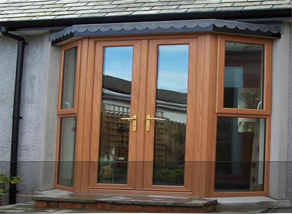 Edinburgh 39 s premium upvc doors illingworth brothers for Brown upvc door