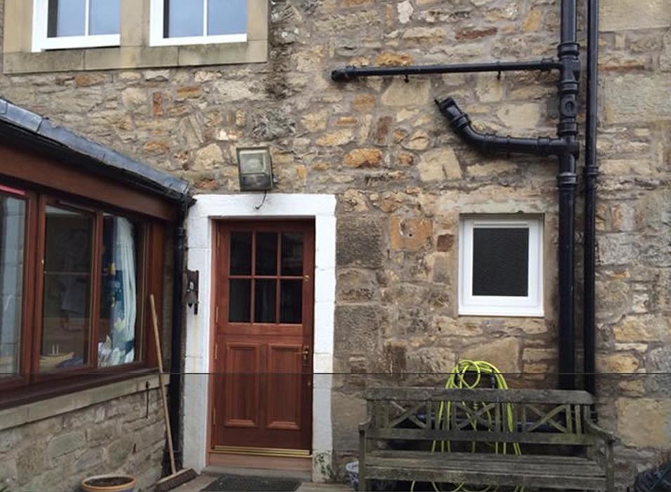 Edinburgh S Premium Wooden Double Glazed Doors